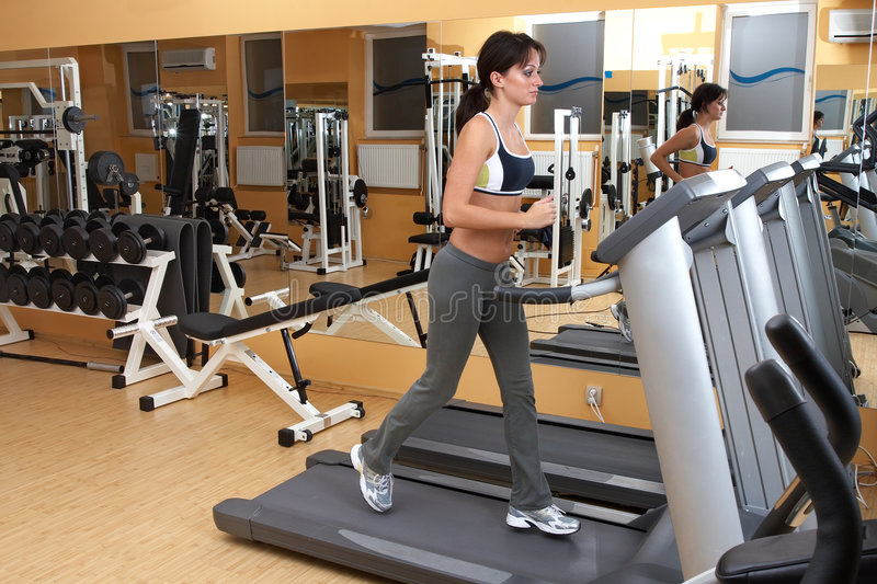 Download Fitness Instructor stock photo. Image of body, energy - 1419818