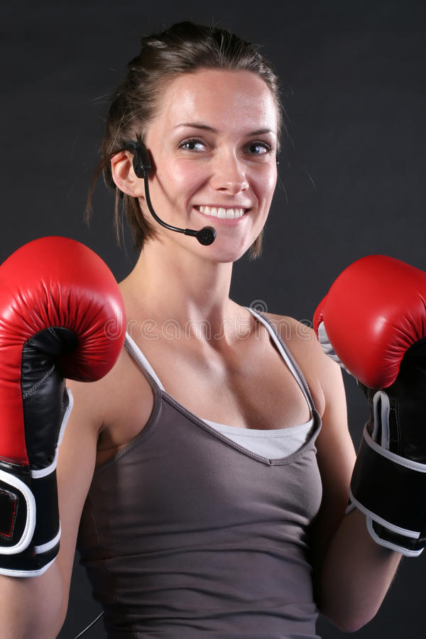 Download Fitness Instructor 2 Stock Photos - Image: 19383103
