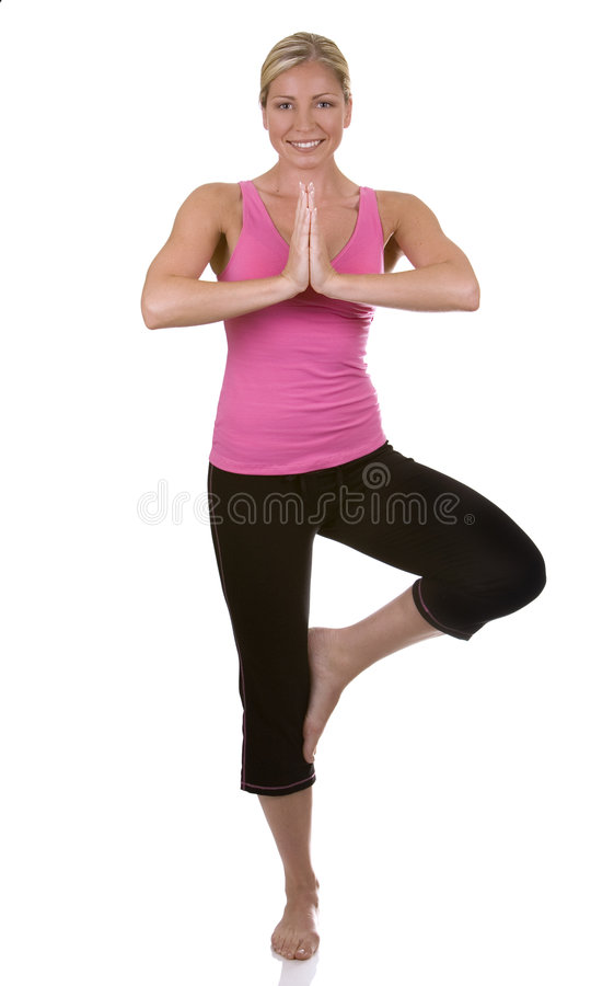 Download Fitness model stock image. Image of meditation, toned - 2997817