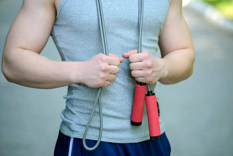 Fitness outdoors royalty free stock images