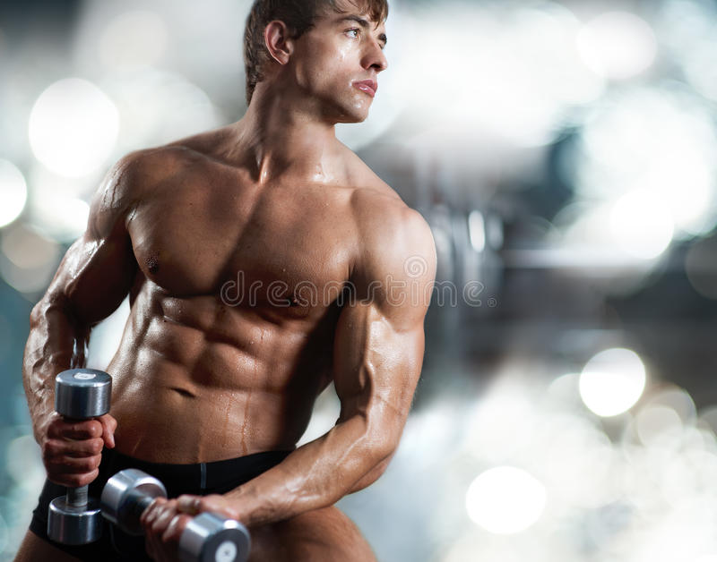 Fitness stock image
