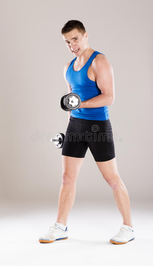 Download Fitness Portrait Stock Photography - Image: 34988222