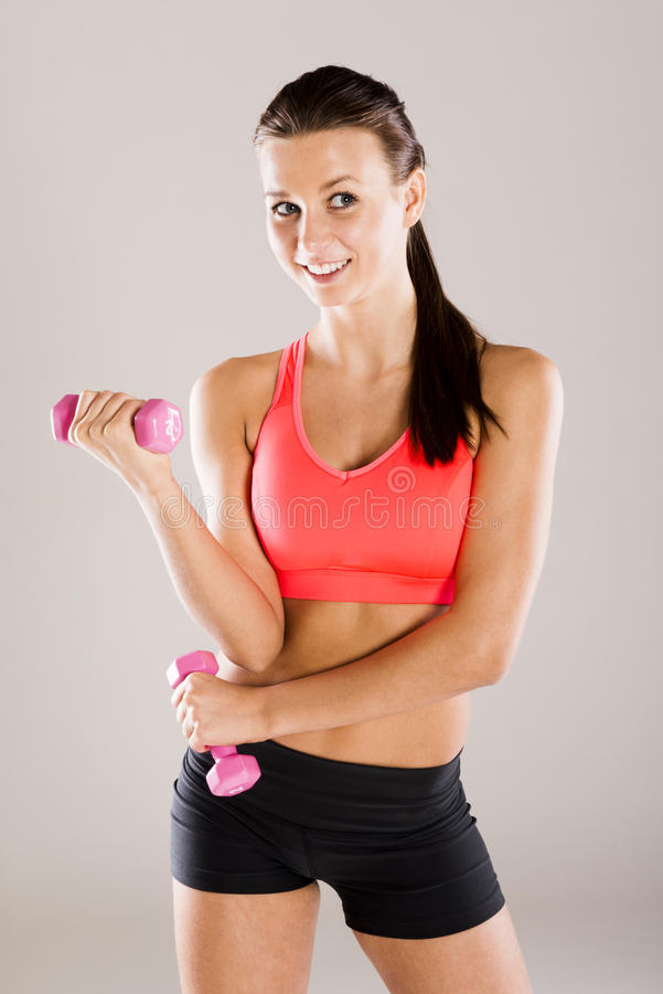 Download Fitness Portrait Stock Photos - Image: 34988263