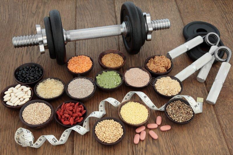 Fitness Regime stock photo