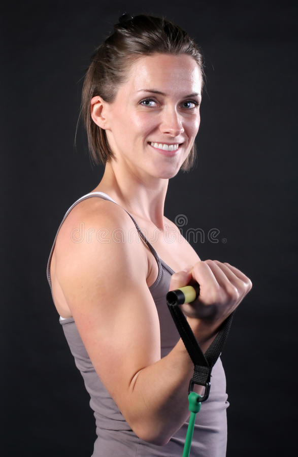 Download Fitness Teacher stock photo. Image of smile, lady, woman - 19479586