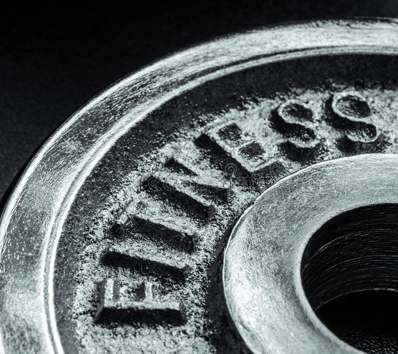 Free Fitness Text Close Up Stock Photo - 24374690