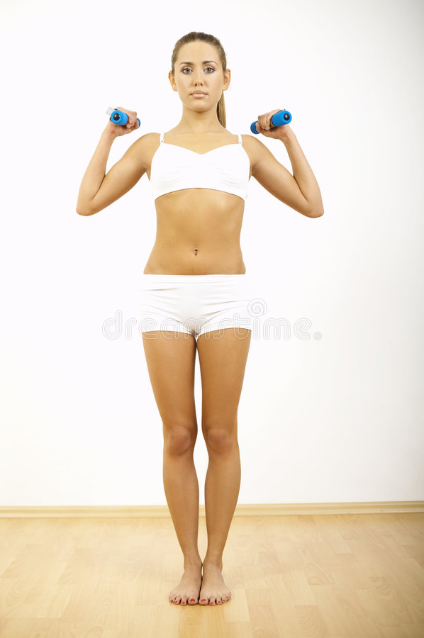 Download Fitness Time stock photo. Image of stomach, cellulite - 3648340