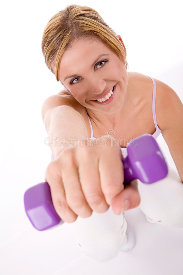 Download Fitness training stock photo. Image of people, build, heavy - 3805220