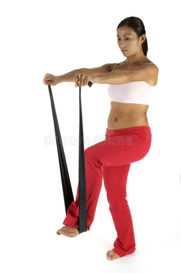 Download Fitness Training stock photo. Image of personal, asian, lifestyle - 90002