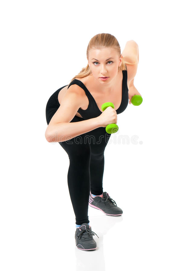 Download Fitness Woman Stock Images - Image: 36959574