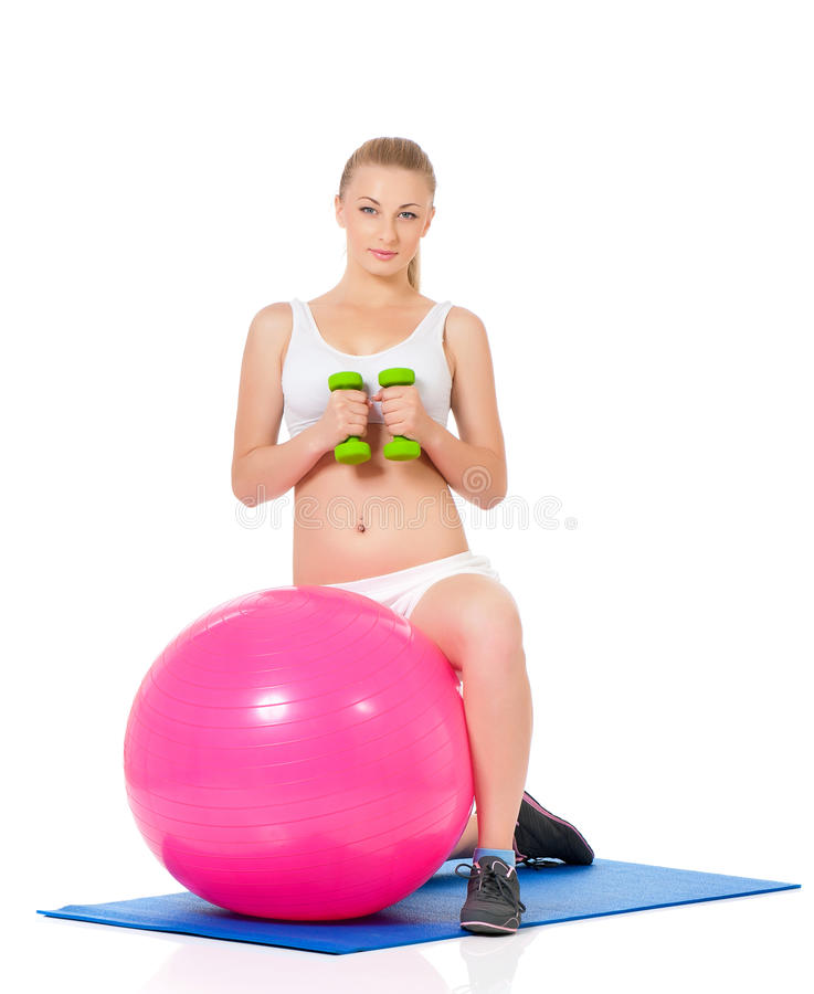 Download Fitness woman stock photo. Image of muscular, healthcare - 37282528