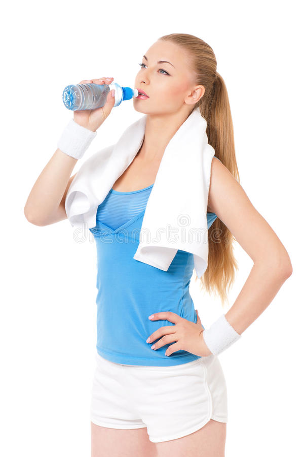 Download Fitness woman stock photo. Image of background, health - 33161866
