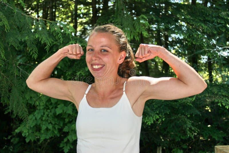 Download Fitness2 fotografering för bildbyråer. Bild av starkt, mage - 986621