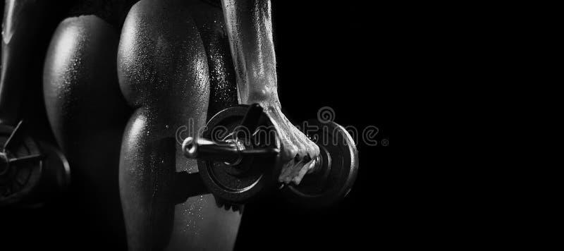 Download Fitnesschoonheid stock foto. Afbeelding bestaande uit been - 39112586