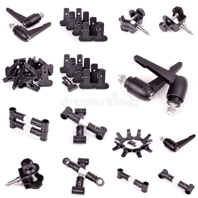 Download Fittings stock image. Image of external, fastener, collection - 26751951