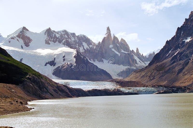 Fitz Roy, Patagonia Argentina stock photography