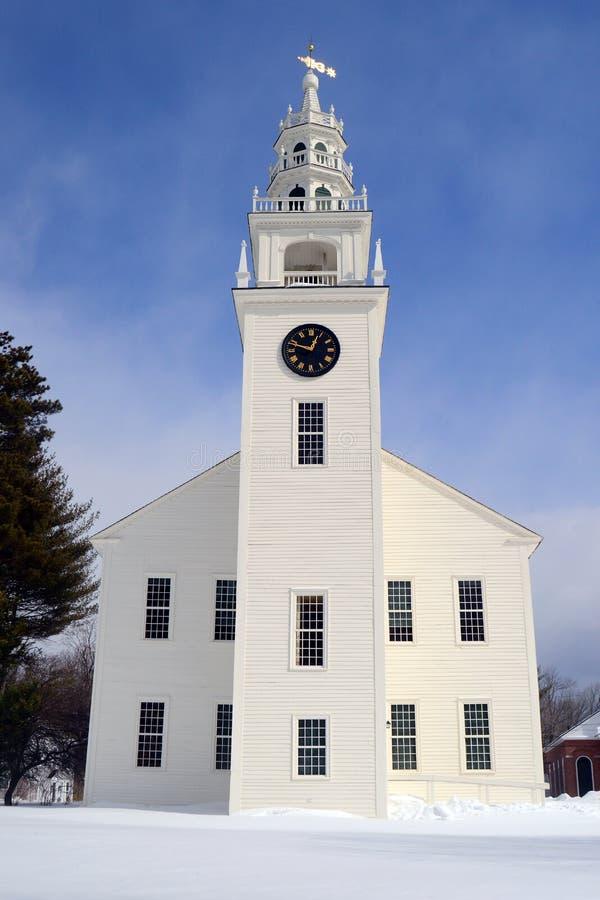 FitzwilliamRathaus, New Hampshire stockfotos