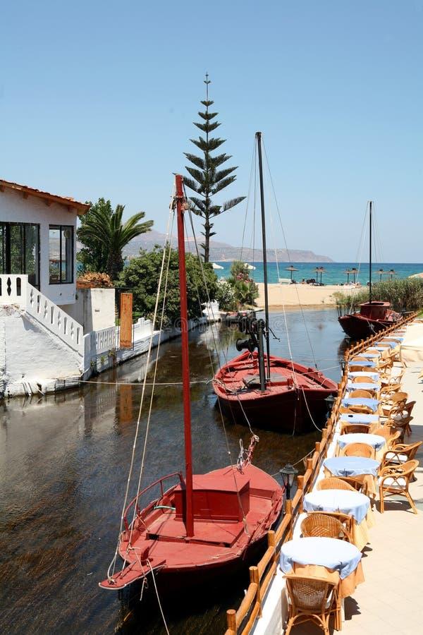 Download Fiume di Kalives immagine stock. Immagine di mediterraneo - 3128227
