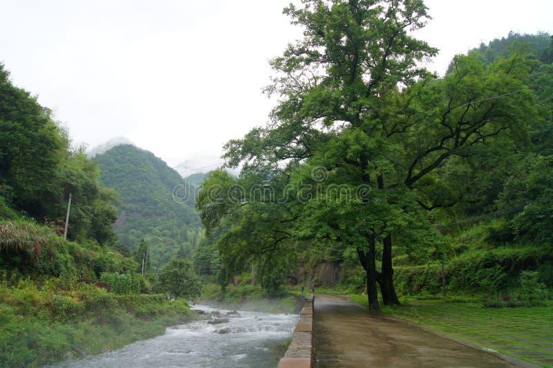 Fiume di Nanxi immagini stock libere da diritti