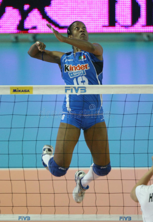 FIVB WOMEN'S VOLLEYBALL CHAMPIONSHIP - ITALY Editorial ...