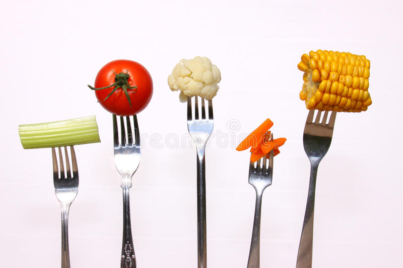 Download Five-a-day stock photo. Image of tomato, corn, carrots - 18920922