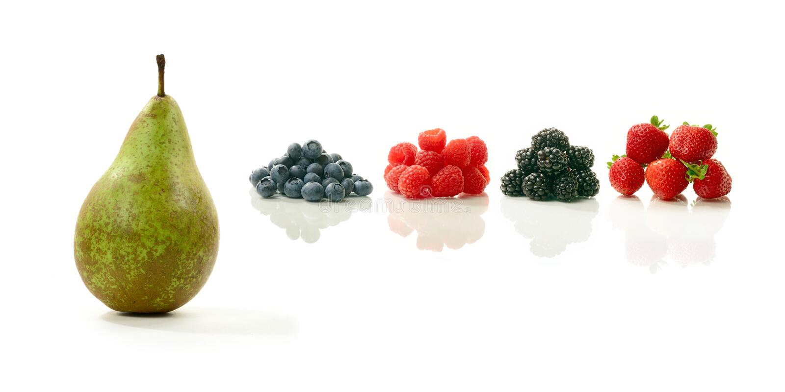 Five a Day IV royalty free stock image