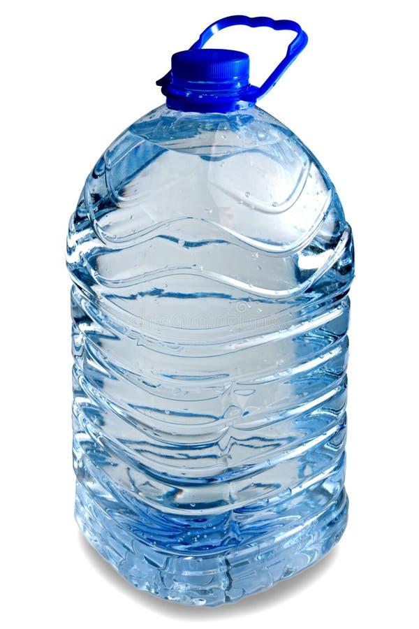 Five liter bottle royalty free stock images
