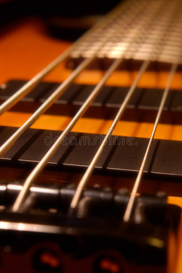 Download Five String Bass Up stock photo. Image of five, bassline - 102524