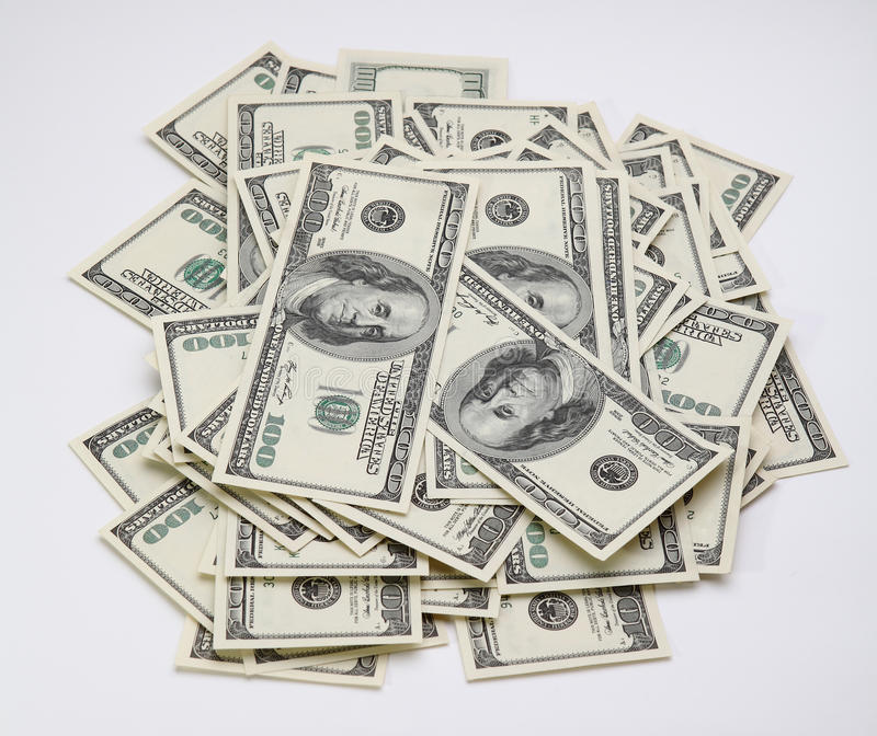 Download Five thousand dollars stock image. Image of large, background - 22931863