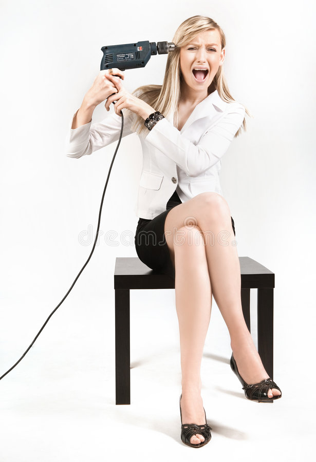 Download Fix stock image. Image of female, telework, businesswoman - 9258217
