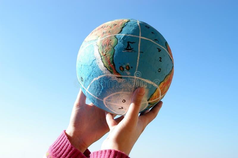 Download Fixation image stock. Image du globe, bras, géographie - 736713