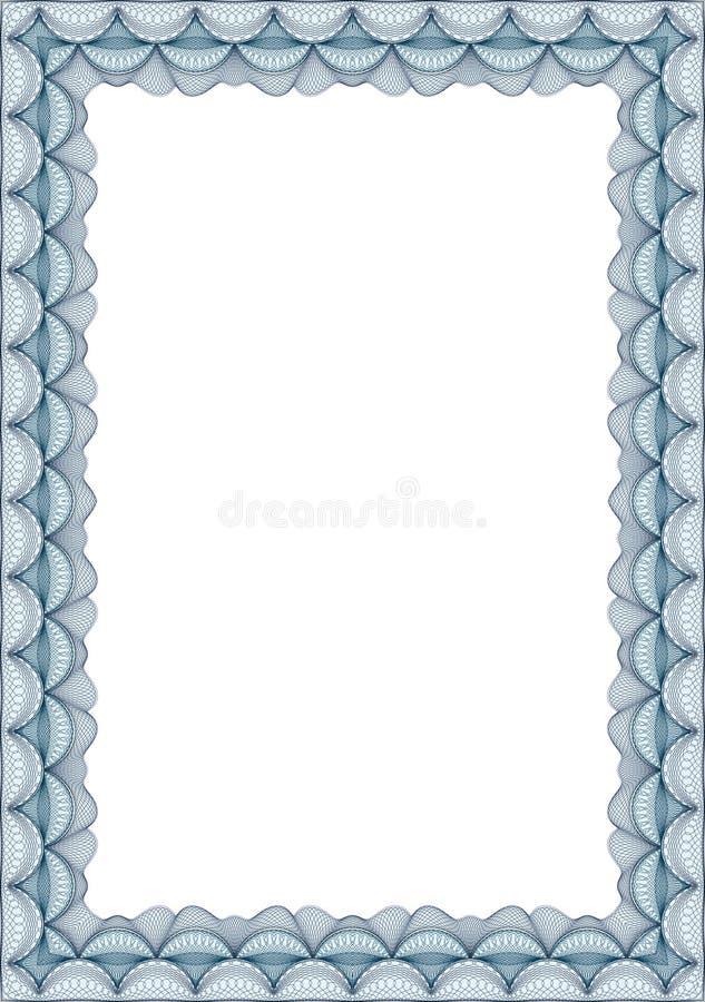 Fixez le blanc illustration de vecteur