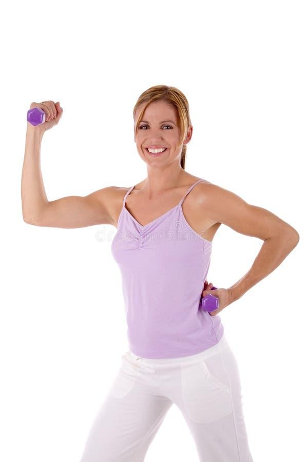 Download Fizycznej Fitness Szkolenia Zdjęcie Stock - Obraz: 3805218