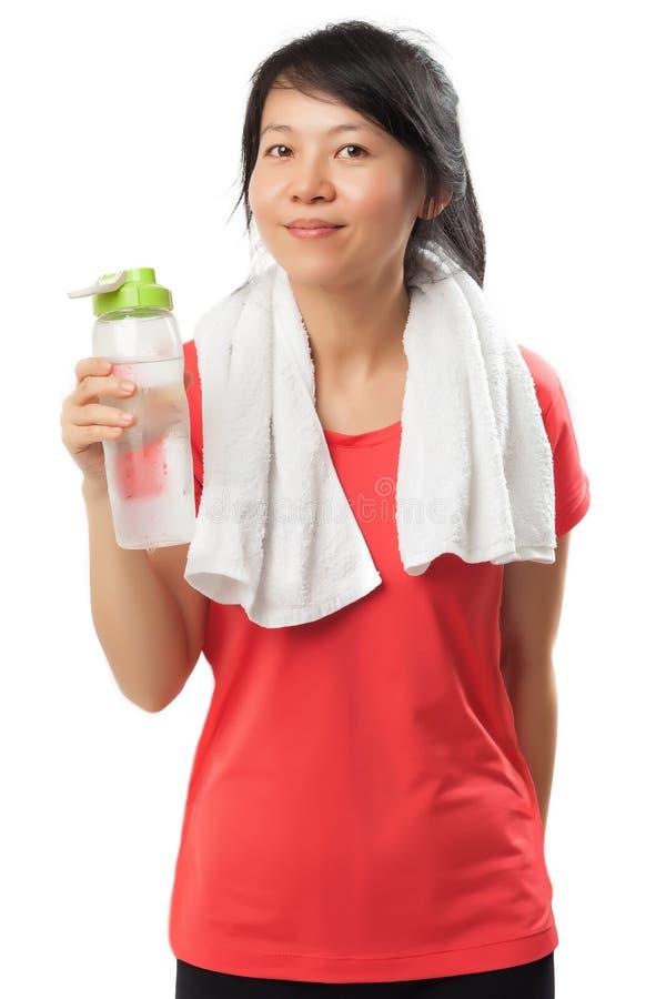 fizyczny fitness zdrowa kobieta zdjęcie stock