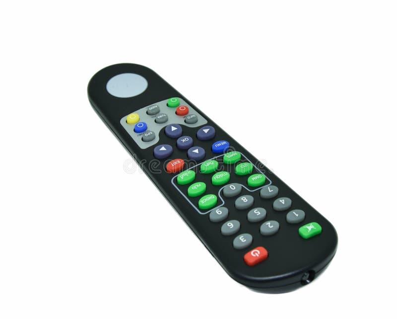 FjärrkontrollTV arkivfoton