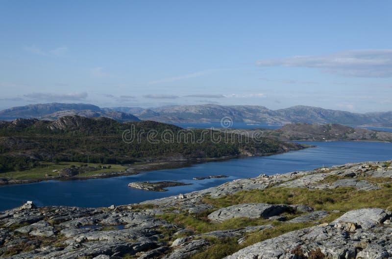 Download Fjord obraz stock. Obraz złożonej z skała, woda, widok - 42525179
