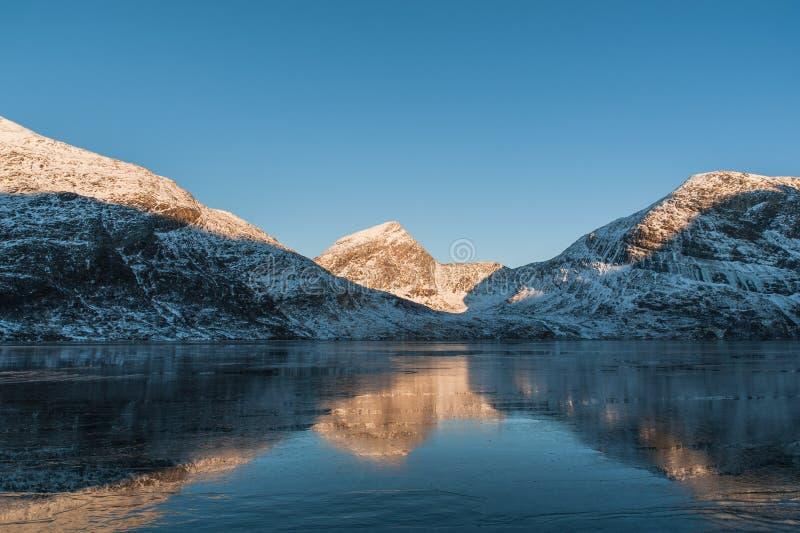 fjord stockbilder