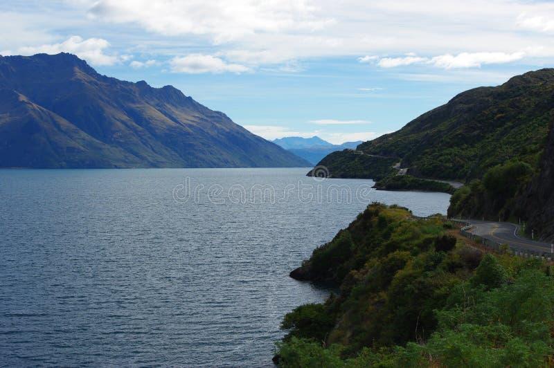 fjord imagem de stock royalty free
