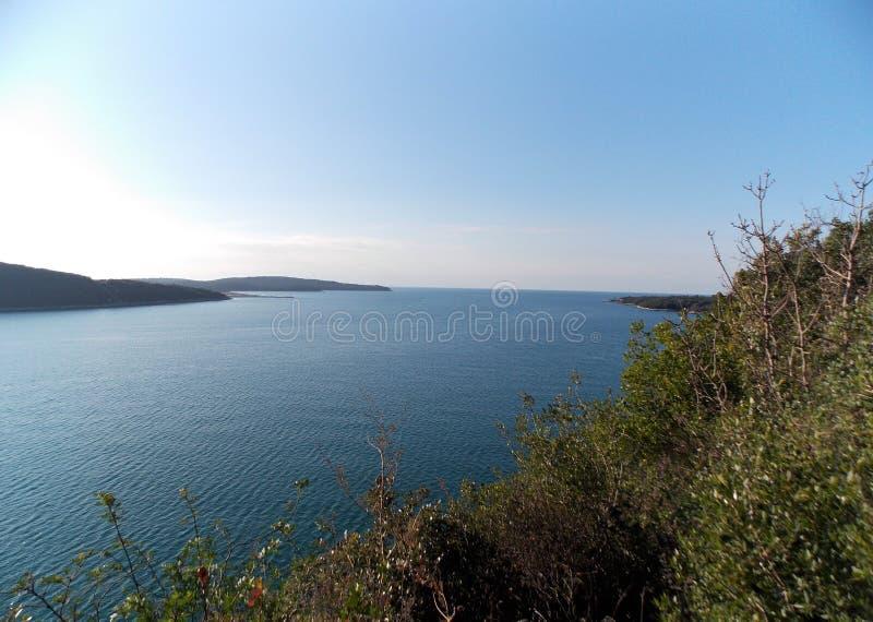 Fjord de Lim photo stock