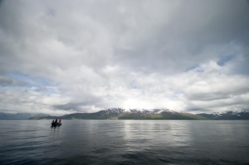 Download Fjord fishing stock photo. Image of scenic, landscape - 10042274