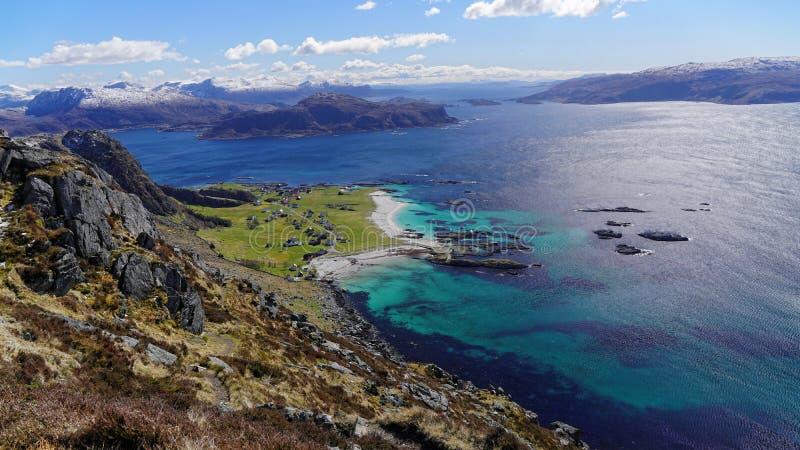Fjords of Sogn og Fjordane stock photos
