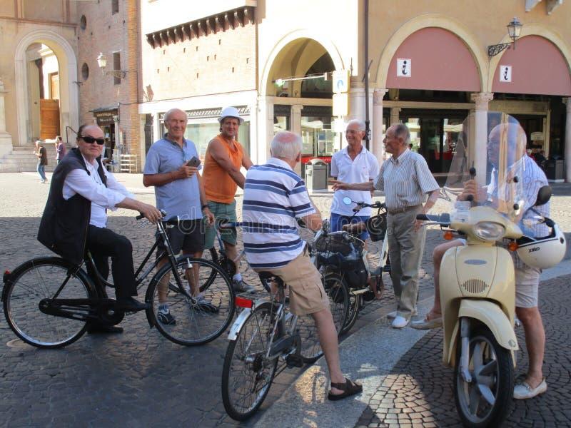 Fläderna av Mantua fotografering för bildbyråer