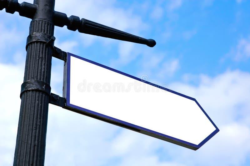 Flèche indicatrice de flèche photo stock