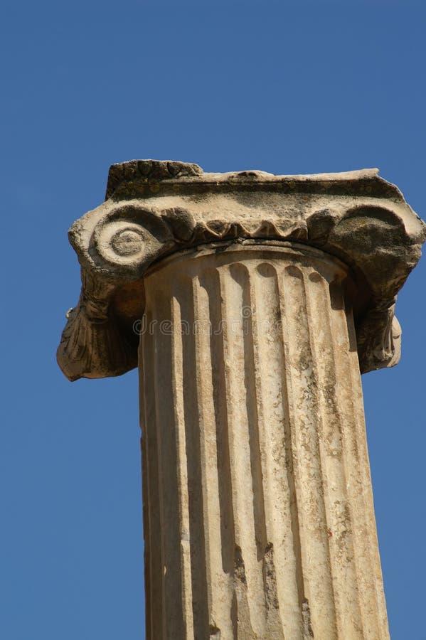 Fléau grec photographie stock libre de droits