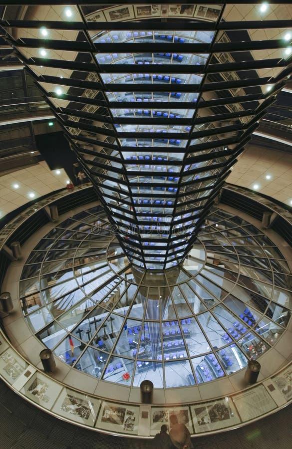 Fléau Reichstag images libres de droits