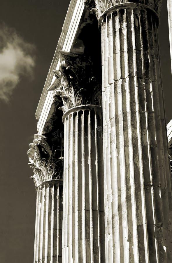 Download Fléaux athéniens photo stock. Image du fléau, athènes - 2148256