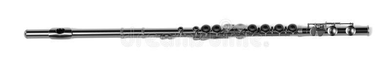 Flöjt (musikinstrument) royaltyfri illustrationer