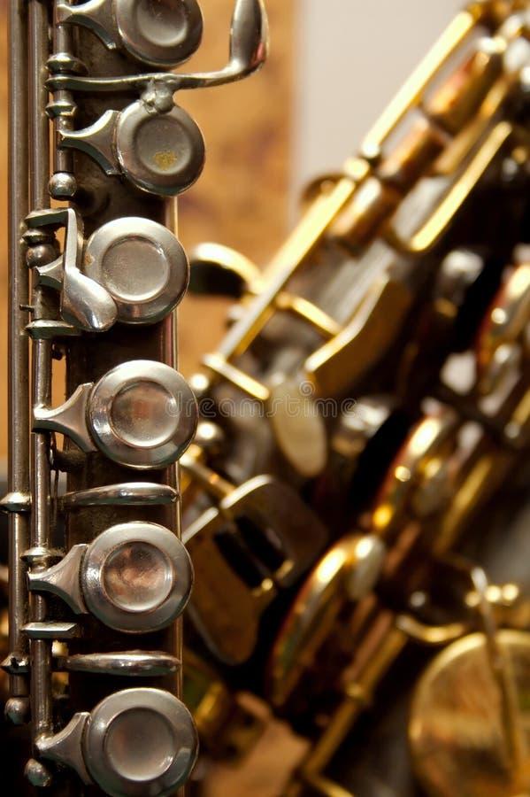 Flöte lizenzfreies stockbild