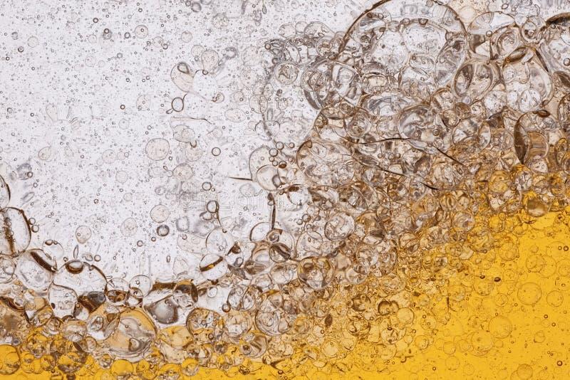 Flüssiger Hintergrund stockfotos
