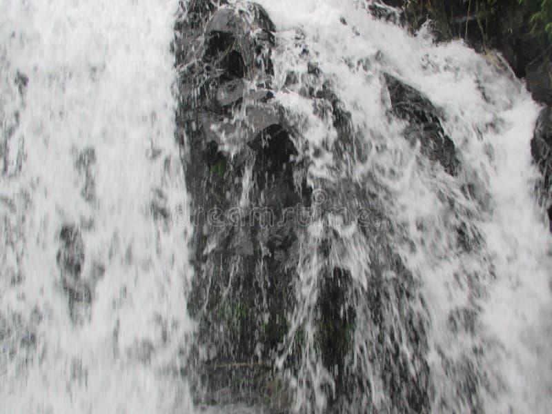 Flüssiges Wasser mag eine exklusive Art stockfoto